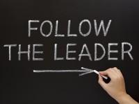 bigstock-Follow-The-Leader-On-Blackboar-38237431
